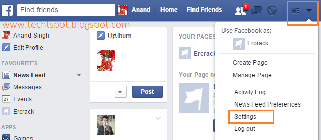 how to make your facebook profile more public