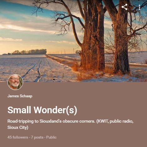 Small Wonder(s)--Google+