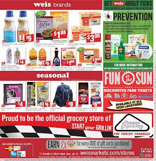 Weis Markets Weekly Ad July 20 - 26, 2018
