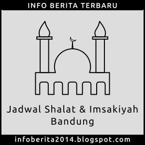 Jadwal Shalat dan Imsakiyah Kota Bandung