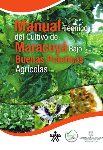 Libros de agronomia pdf gratis cultivo de maracuya for Vivero agronomia