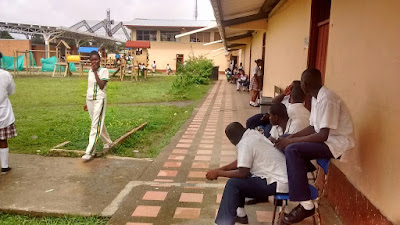 Alumnos del IETEC de Condoto no dejaron dictar clases