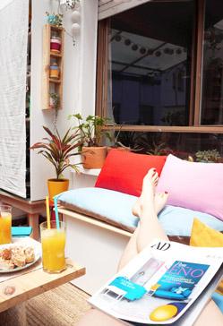 Los cómos y porqués de mi terraza