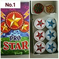 Biji Karambol Pro Star 5 mm