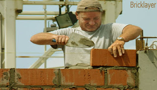 bricklayer occupation