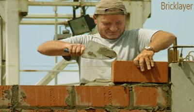 bricklayer occupation