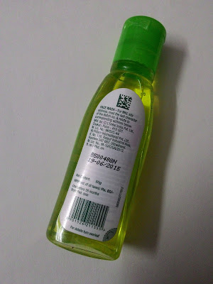 Garnier Pure Active Neem Tulsi Face Wash Review