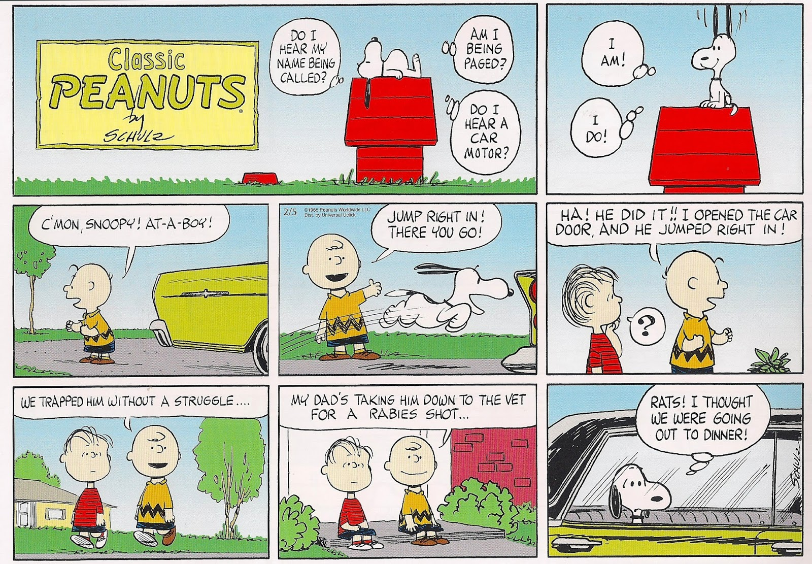 Jason's View from DC: Happy Birthday Snoopy!