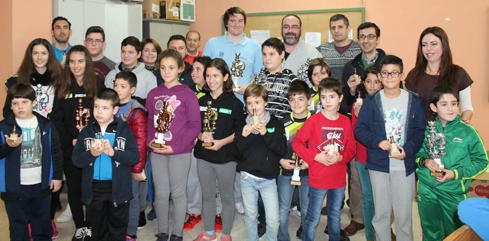 """Gran Final del XVI Circuito de Ajedrez """"Caña de Azúcar"""""""