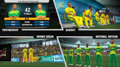 World Cricket Championship 2 Update