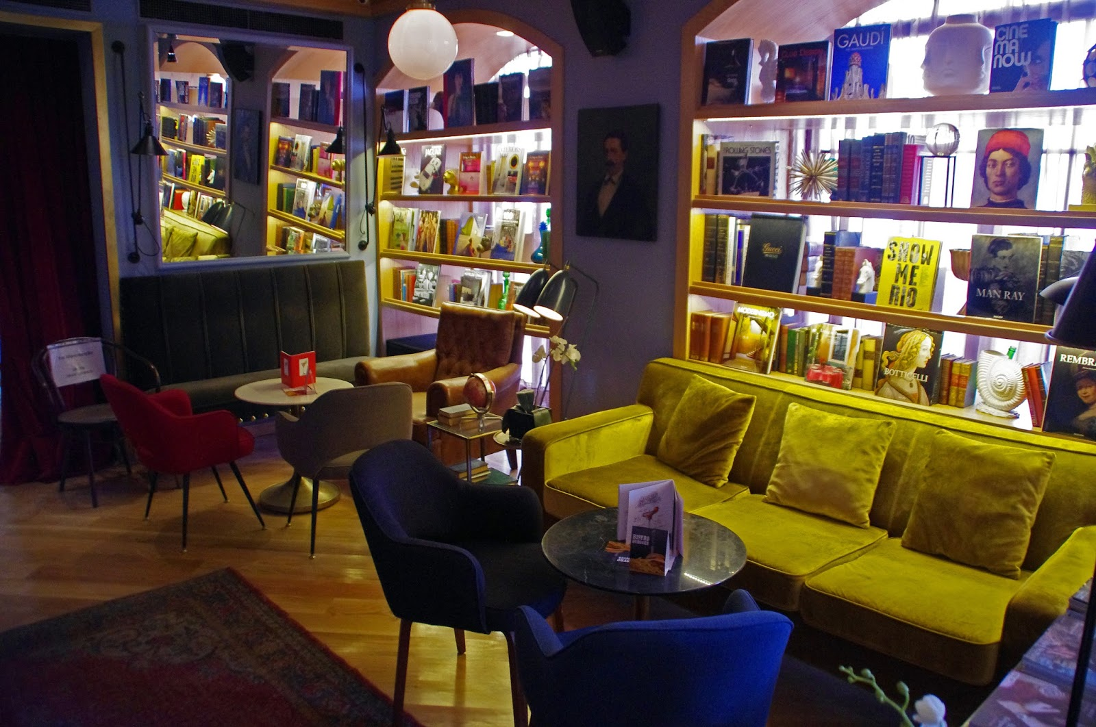 Brown's Central Hotel Lisbon Lounge