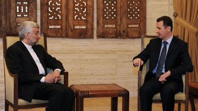 la proxima guerra saeed jalili bashar assad siria iran rechaza responder al ataque aereo israel