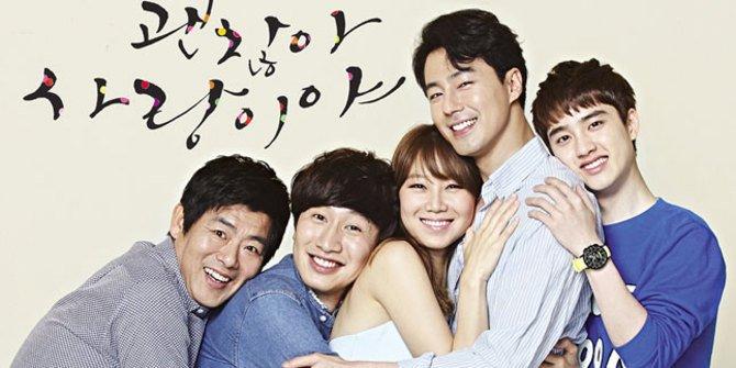 Jang Jae Yul (Jo In Sung) adalah seorang novelis misteri terkenal dan DJ radio populer yang menderita gangguan obsesif-kompulsif (OCD). Ketika dia bertemu Ji Hae Soo (Gong Hyo Jin), seorang psikiatri tahun pertama di rumah sakit tempat dia dirawat, mereka saling membantu pekerjaan melalui masalah emosional yang mengakar. Tapi bagaimana Jo Dong Min (Sung Dong Il), rekan senior Hae Soo dan cinta pertama, dan Lee Pul Ip (Yoon Jin Yi), pacar Jae Yul, merasakan kedekatan mereka?