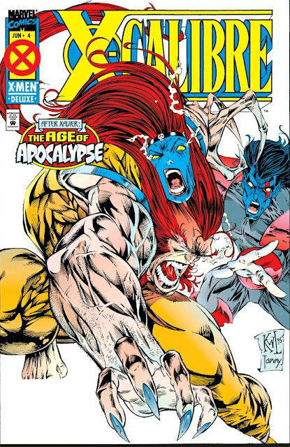 X-Calibre Issue #4 (Age of Apocalypse Part 32)