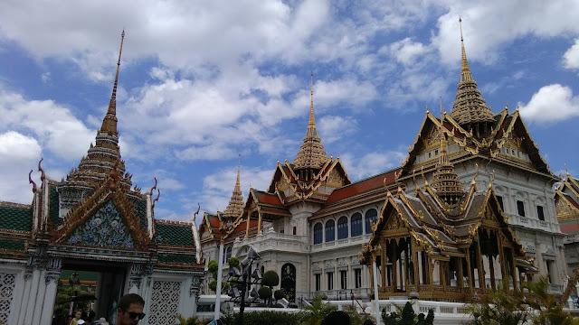 Ruta por Bangkok II: Gran Palacio