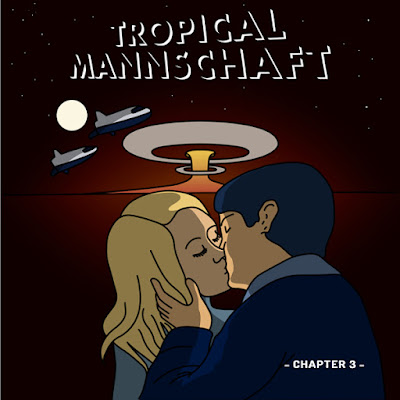 Tropical Mannschaft sort Chapter 3, son nouvel EP, et confirme tout le bien que l'on pense de lui.