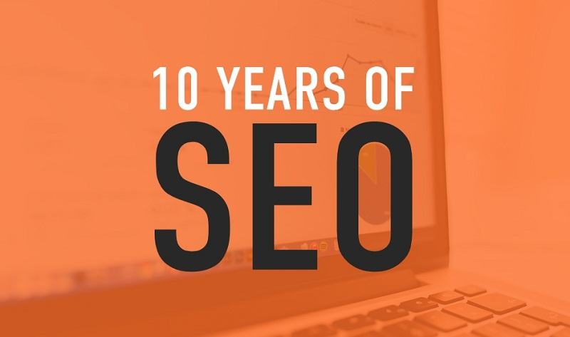 The History Of Search Engine Optimization - #infographic
