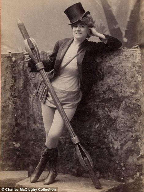Vintage Burlesque Photos 100