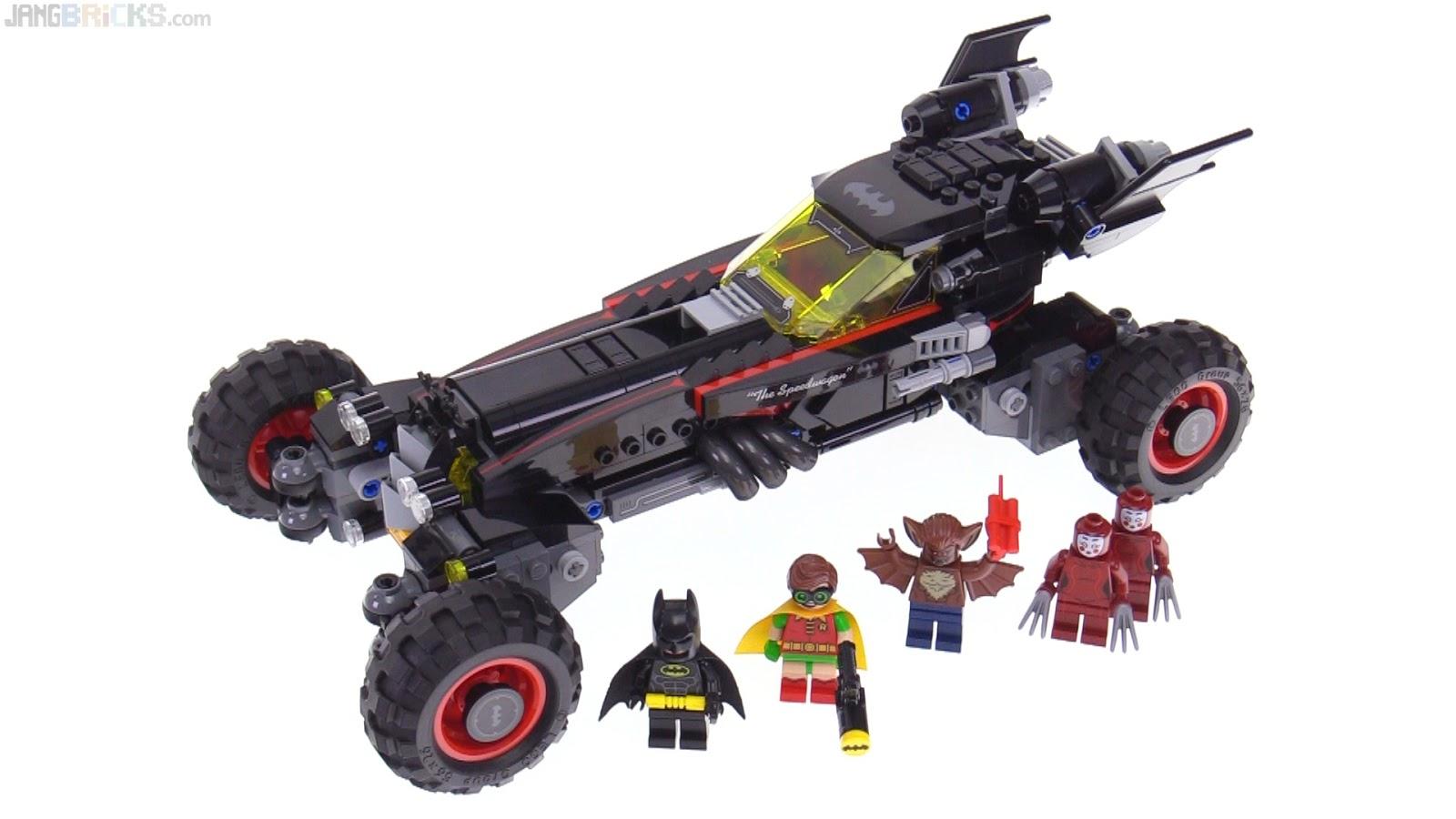 lego batman movie batmobile review 70905