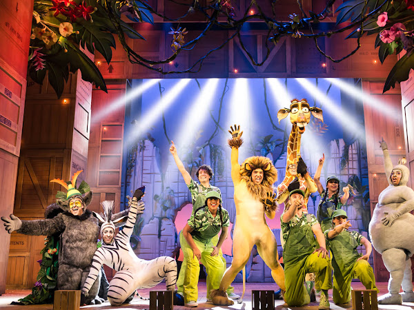 Madagascar the Musical (UK Tour), New Victoria Theatre | Review