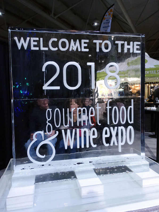 2018 Gourmet Food & Wine Expo