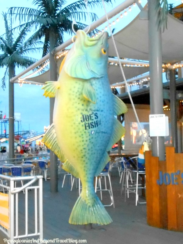 Pennsylvania beyond travel blog 6 great places to get for Fishing wildwood nj