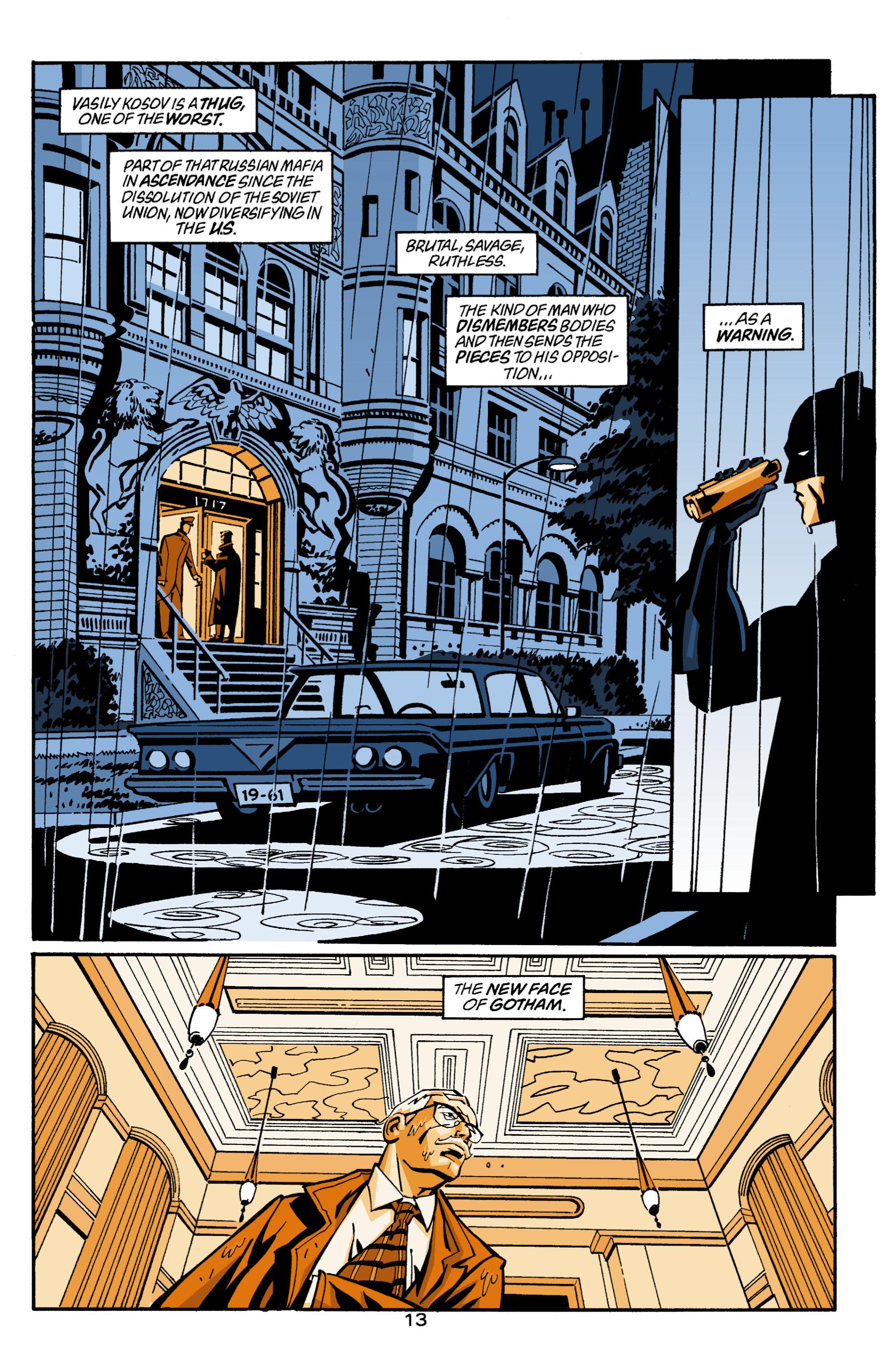 Detective Comics (1937) 742 Page 13