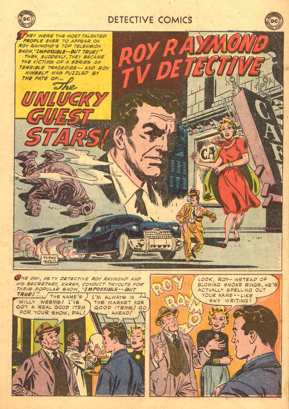 Detective Comics (1937) 217 Page 26