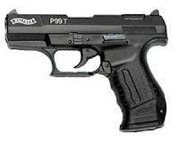 Пистолет Walther P99T