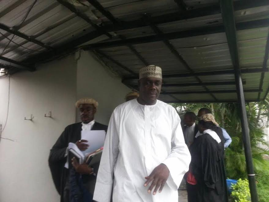 Former Aviation minister and others arraigned