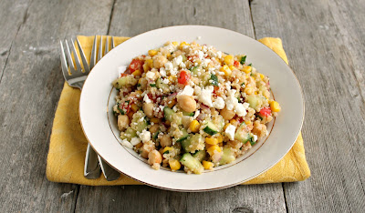 Fresh Summer Quinoa Salad