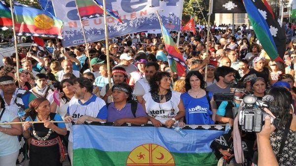 Mapuches presentan denuncia legal contra ministra argentina
