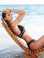 Taylor Marie Hill sexy bikini model photo shoot Victoria's Secret swimwear