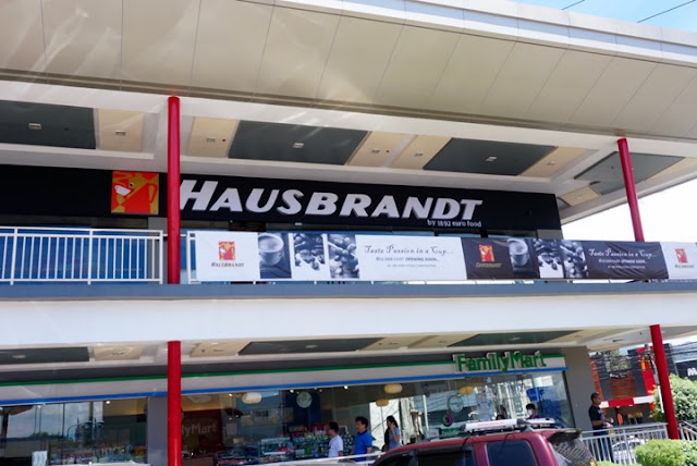 Hausbrandt, Hausbrandt Philippines, Hausbrandt by 1892  Euro Food, Cafes in Cebu, Biatelli, Moka Pot, la caffettiera, coffee shop, Cebu food blog