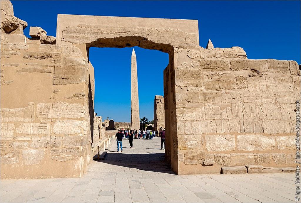 Карнакский храм, Луксор, что посмотреть в Египте, Египет, достопримечательности