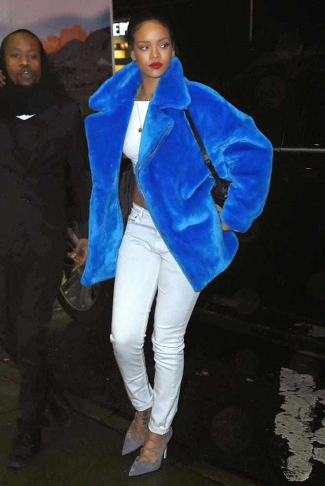 Rihanna – Candids in NYC