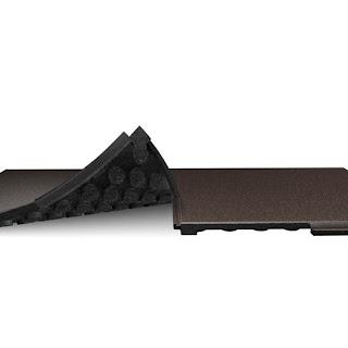Greatmats rubber pool deck tiles interlocking