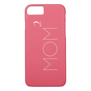 MOM Number of Kids | Fun iPhone Case