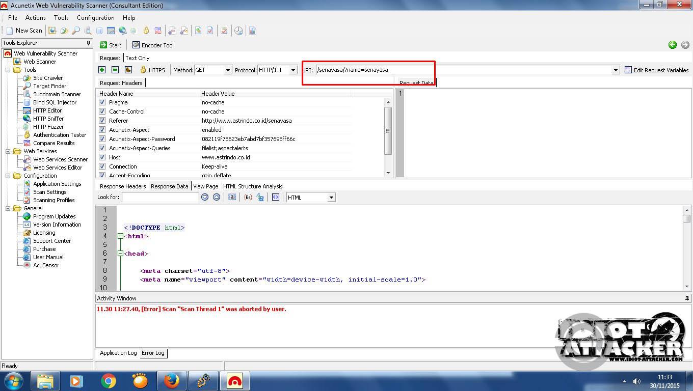 Tutorial Mencari Halaman Login Admin Website - Idiot Attacker