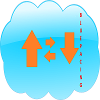 BluePacing icono.