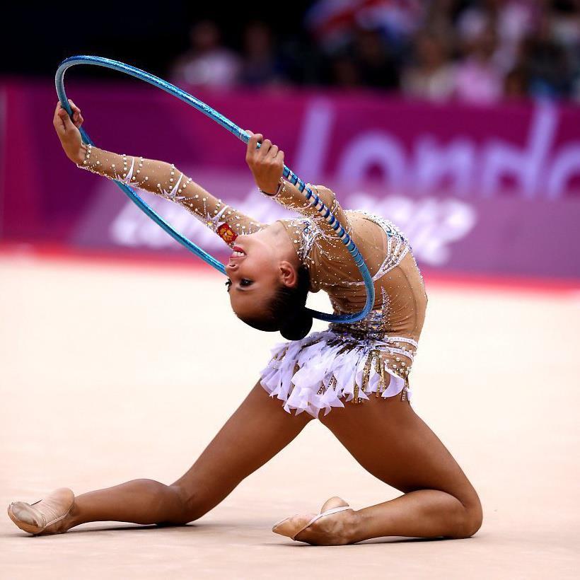 Rhythmic gymnastics!!!   Klea's blog