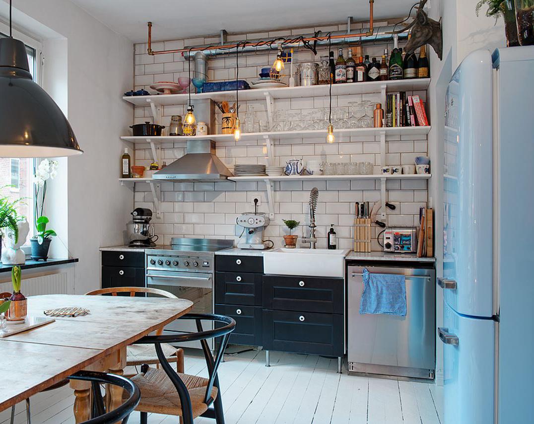 10 Unique Small Kitchen Design Ideas: Decoración De Cocinas Pequeñas