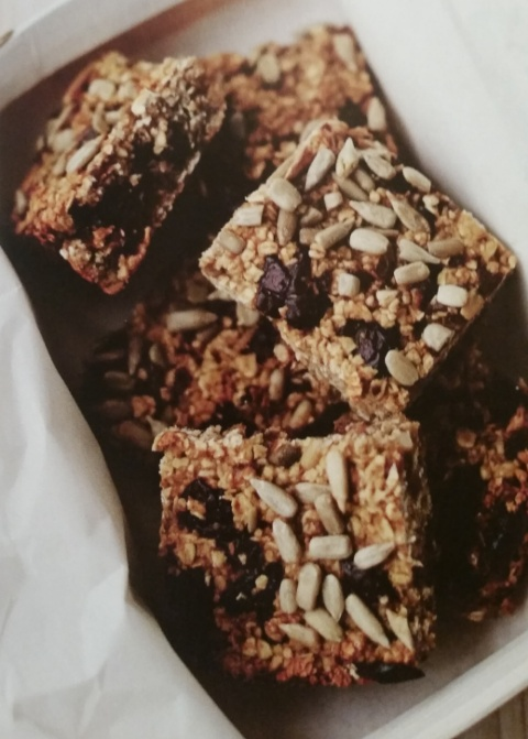 Fruity Oat Bars