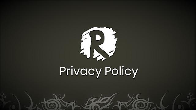 Privacy Policy - Reza Nauma