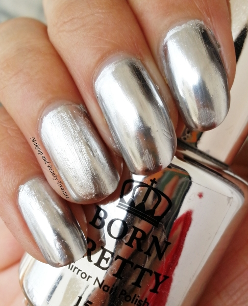 Makeup and Beauty Treasure Born Pretty Store Mirror Nail