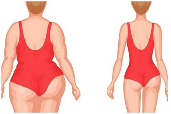 Este método de pérdida efectiva de peso 100% le ayudará a perder hasta 110 libras!
