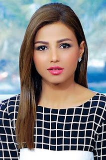 مهيرة عبد العزيز (Mahira AbdelAziz)، مذيعة إماراتية