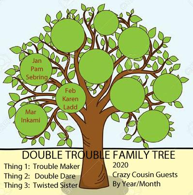 Double Trouble Family Tree