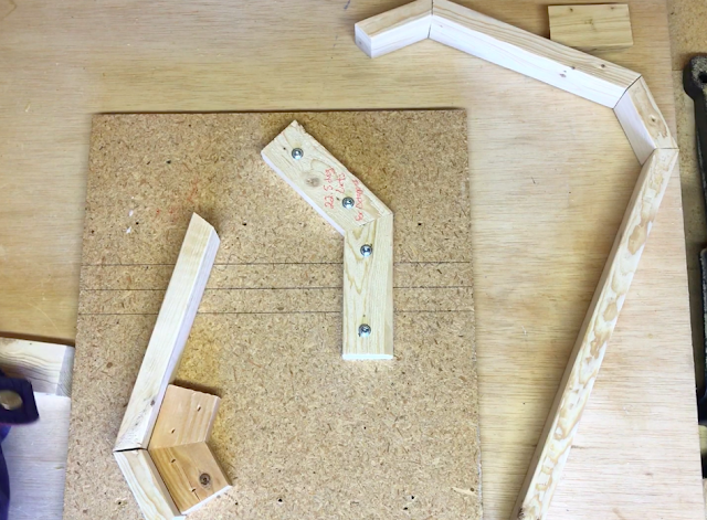 how to build an octagon jig
