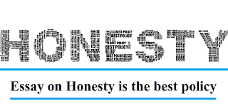 Essay on honesty is the best policy in english